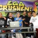 B-Traxx, Valente, DVS Dave and the Ego Crushen Fam - Brotha Reese, DJ Ace and Tek