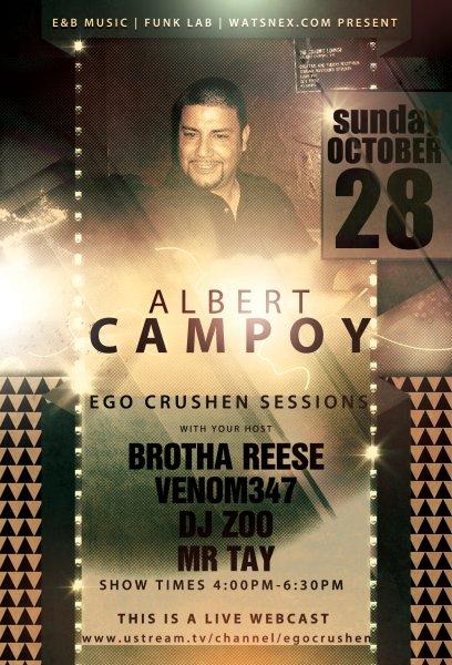alex campoy flyer