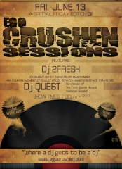 june 13 Dj Quest DJ 2Fresh