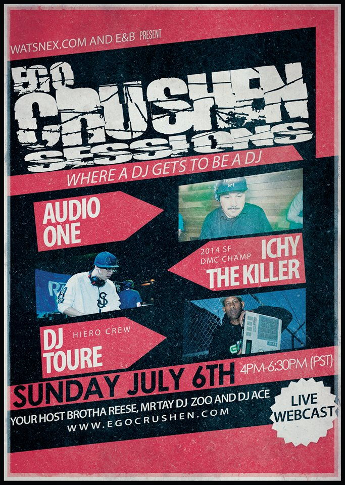 july 6 Toure Audio One Ichy The killer