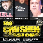 Pirate DJs and Chuy Gomez 50th_episode