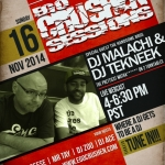 The Handsome Bros DJ Malachi and DJ Tekneek