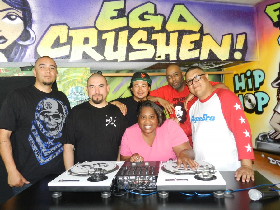 Mista B and Pam The Funkstress - Ego Crushen Sessions Vol 65