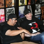 Cris Campos and DJ Classic