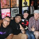 Brotha Reese, Cris Campos, DJ Classic and DJ Ai-Va