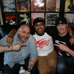 Latin Prince, Cris Campos and DJ Classic