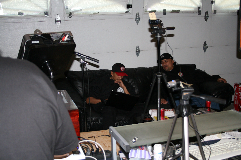 Behind The Scenes - Ego Crushen Sessions Vol 31