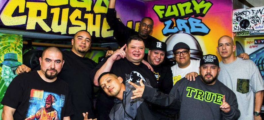 Pirate DJs and Chuy Gomez 50th Show