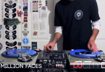 dj million faces DJcityTV's bedroom sessions