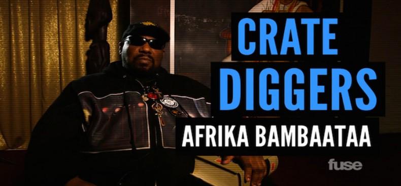 afrika bambaataa crate diggers