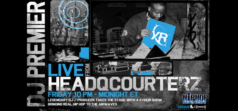 dj premier live from headqcouterz