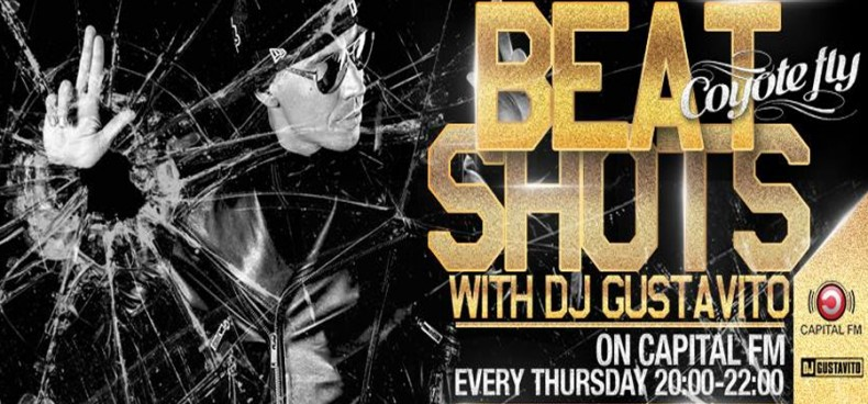 DJ Gustavito beat shots radio