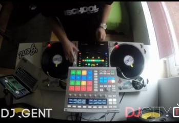 DJ Gent Bedroom Sessions