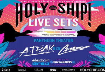 a-trak and craze holy fool's gold rap party