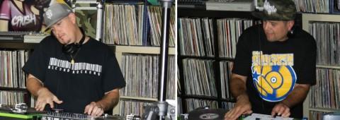 DJ Mist and Record Rocker Solo vol 85